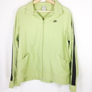 Nike Athletic Jacket With Pockets XL